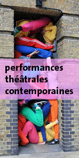 Performances théâtrales contemporaines